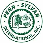 Penn-Sylvan International exports veneer logs.